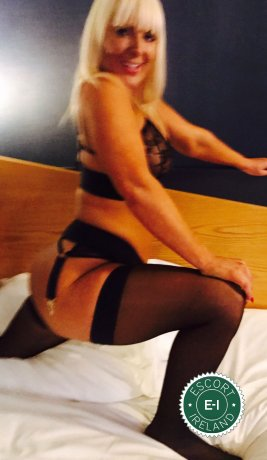 Spend some time with New British Blonde Babe in Belfast City Centre; you won't regret it