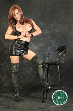 Vanessa TS is a super sexy Colombian escort in Dublin 6 West, Dublin