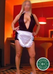 Spend some time with English Miss Jesse in Longford Town; you won't regret it