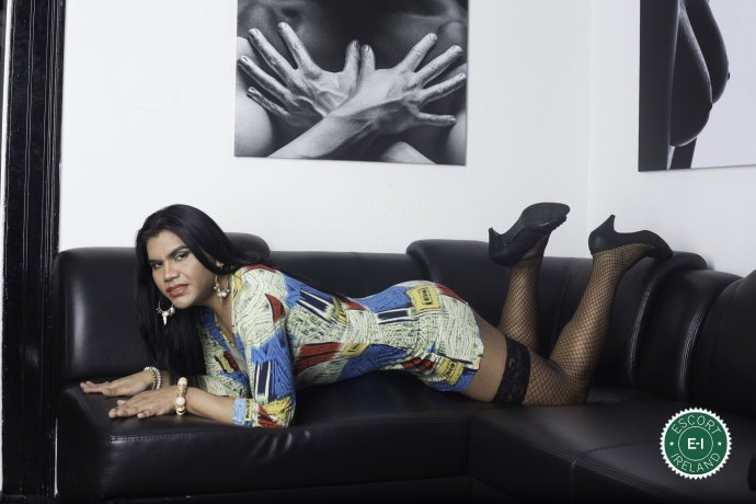 Voluptuous TV is a hot and horny Cuban escort from