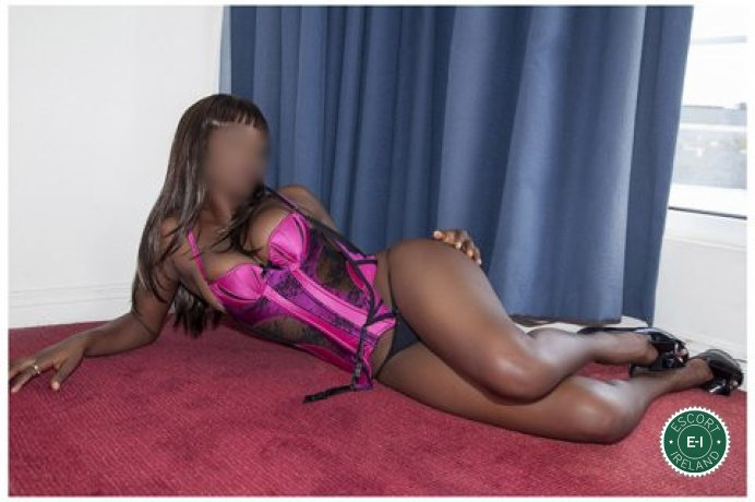 Spend some time with Sexy Chantale in Dublin 9; you won't regret it