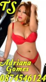 Adriana Gomes TS - escort in Athlone