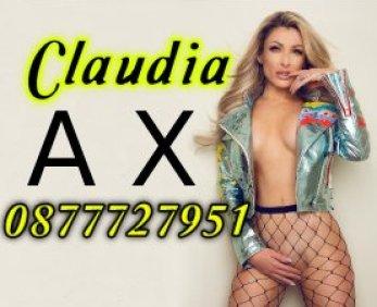 Claudia Angel X - escort in Grand Canal Dock