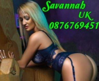 Savannah - escort in Ballsbridge