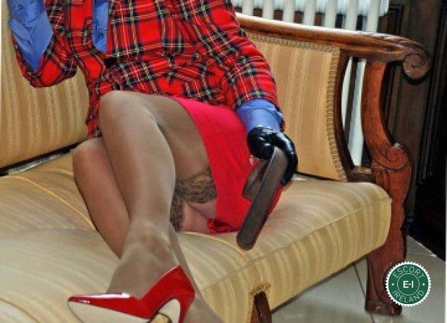 Miss Jones Dominatrix Boss is a sexy Swiss dominatrix in Kilkenny City, Kilkenny