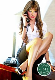 Book a meeting with Gorgeous TV Arielle in Dublin 18 today